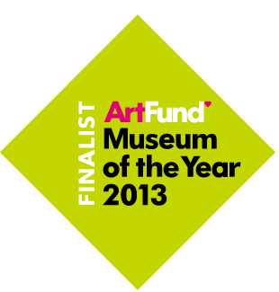 Art Fund Finalist logo