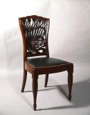 G36b Fretwork chair