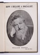 Book 'How I Became a Socialist' by William Morris
