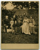 Morris and Burne-Jones families