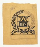 A204viii Bookplate for HLPH