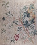 A305, Design for 'Vine' Altar Frontal Embroidery