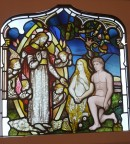 C228 Adam and Eve Before God