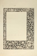 K134 Kelmscott Press Decorative Borders