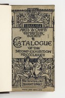 K301 Arts and Crafts Exhibition Catalogue, 1889