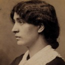 Photograph of Jane Morris