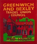 Trade union banner by Ed Hall