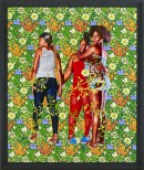 Naomi and her Daughters by Kehinde Wiley, 2013