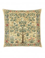 Tree of Life Tapestry Cushion