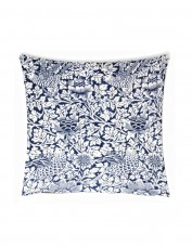 Bird and Anemone Cushion (small)