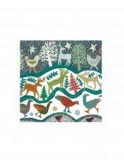 Deep Frieze Set of 8 Cards