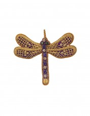 Jewelled Dragonfly Decoration