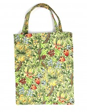 Golden Lily Zip Tote Shopper