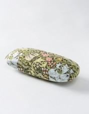 Golden Lily hard glasses case