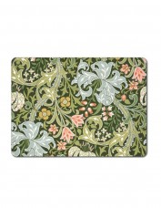 golden lily single table mat