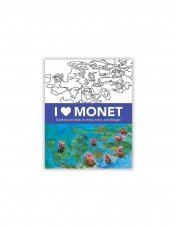 I Heart Monet - Guided Activities to Draw, Color, and Design!