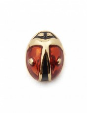 Bill Skinner Ladybird Stud Earrings
