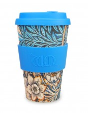 Ecoffee Reusable Cup - Lily Print