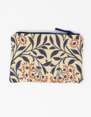 Michaelmas Daisy Cosmetics Bag