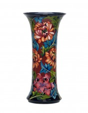 Reflections on William Morris Vase