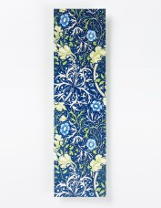 Seaweed print bookmark