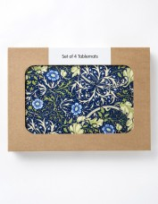 Seaweed placemat boxed