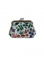 Spring Flowers Frame Purse