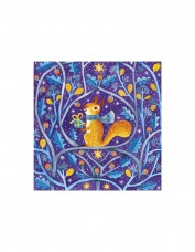 Squirrel Set of 8 Cards