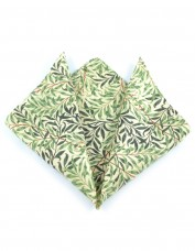 Willow Pocket Square