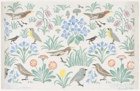 CFA Voysey, My Garden design, 1928  © Victoria and Albert Museum, London