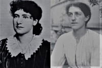 Eleanor Marx and May Morris