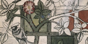 A472 Trellis (c)William Morris Gallery, London Borough of Waltham Forest - cropped for banner page