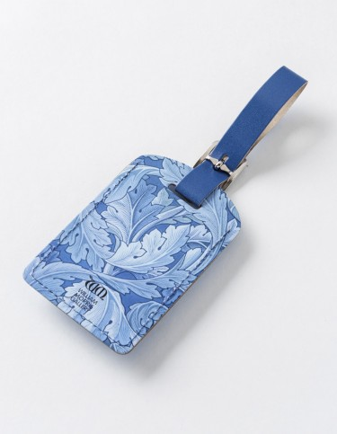 Acanthus luggage tag