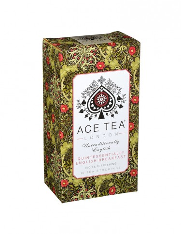 William Morris Tea Collection - Quintessentially English Breakfast