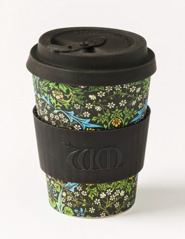 Ecoffee Small Reusable Cup - Blackthorn Print