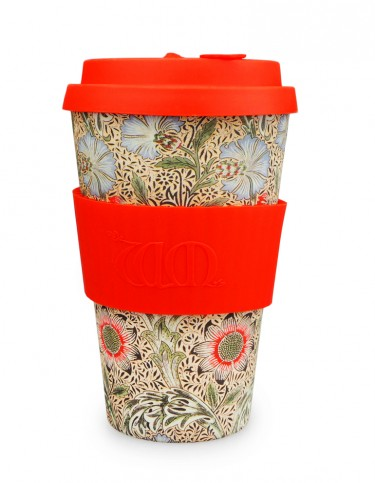 Ecoffee Reusable Cup - Corncockle Print
