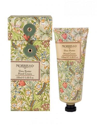 Morris & Co Golden Lily Hand Cream