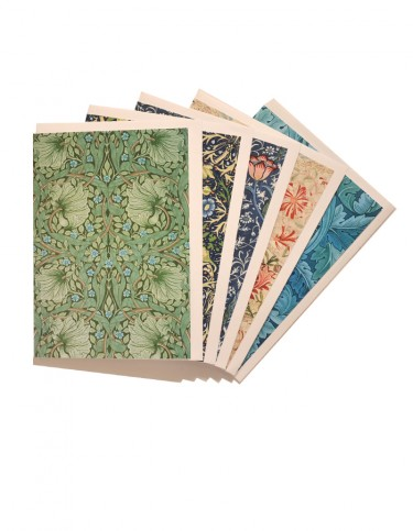 Selection of 5 pattern cards