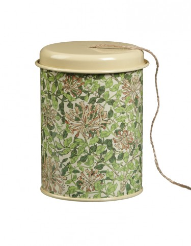 Honeysuckle twine tin