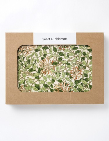 Honeysuckle placemats