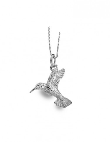 Sea Gems - Hummingbird Pendant