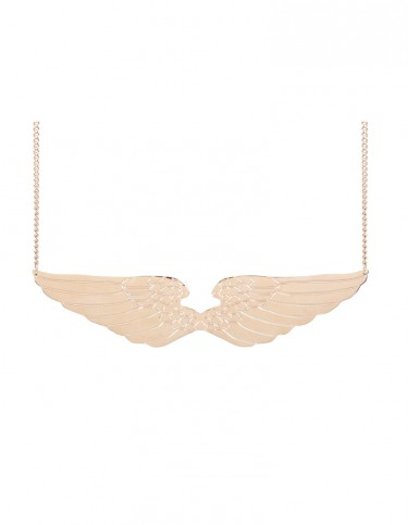 Winged Pendant by Esa Evans - Rose Gold Finish