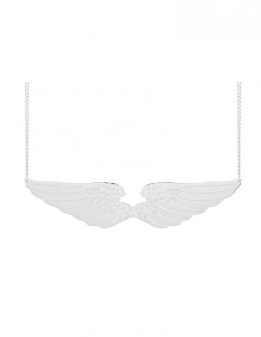 Winged Pendant by Esa Evans - Silver Finish