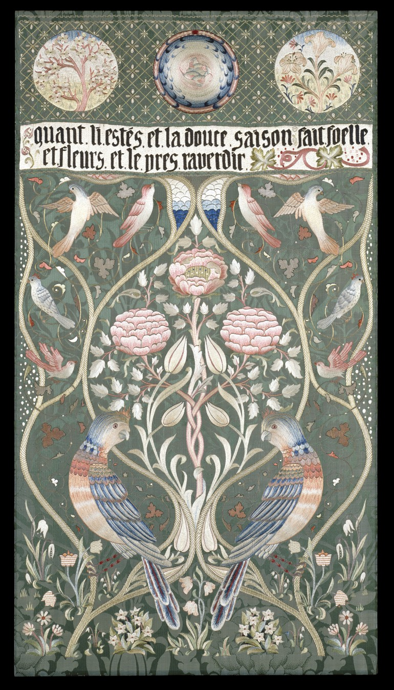 What S On Exhibitions May Morris William Morris Gallery